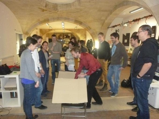 Les Derdians au Scurm wine 13.6